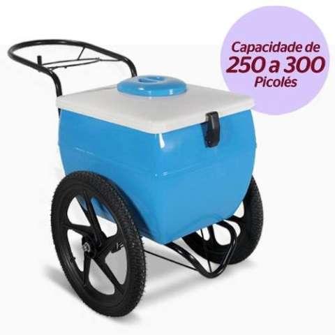 Aluguel de carrinhos de picolés em BH Sétima Festas e Eventos