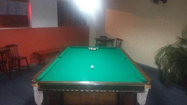 Vendo Mesas Snooker Muito Barata