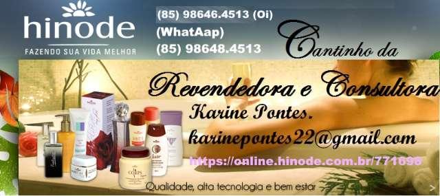 HINODE Comércio de Perfumes,Cosméticos e Tinturas.
