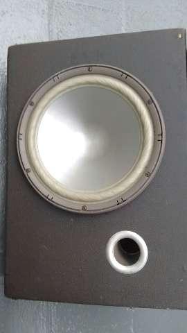 caixa de som selada para veiculos - 6 polegadas - londrina