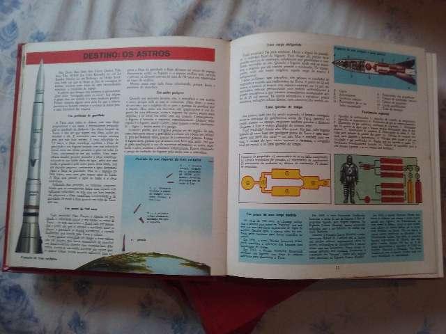 Enciclopédia Conhecer 1972+dicionário+revista Da Conhecer