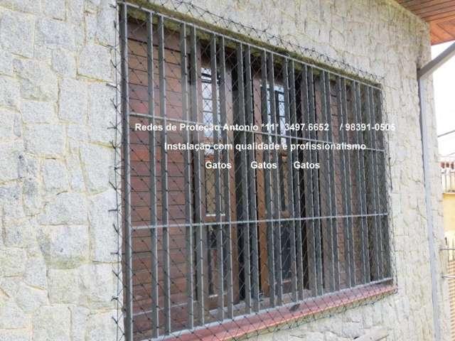 Redes e Telas de Proteção na Cupece, (11)  98391-0505