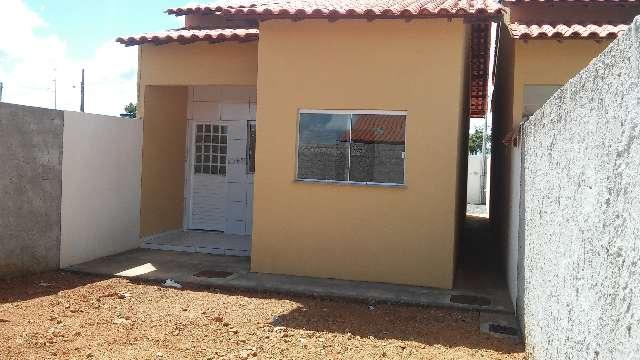 Casa em rua publica pronta para morar ate 100% financiada