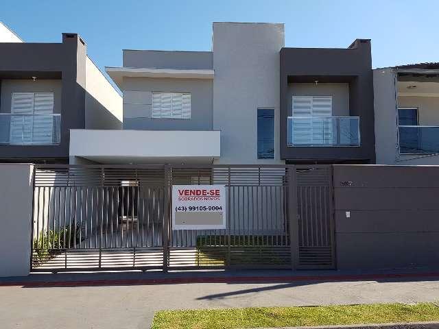 Casas novas a venda no jardim vale do cedro - proximo H.U - PARTICULAR