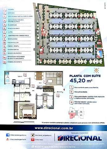 Apartamento Conquista Premium Aleixo ao lado do Sesi Club do Trabalhador