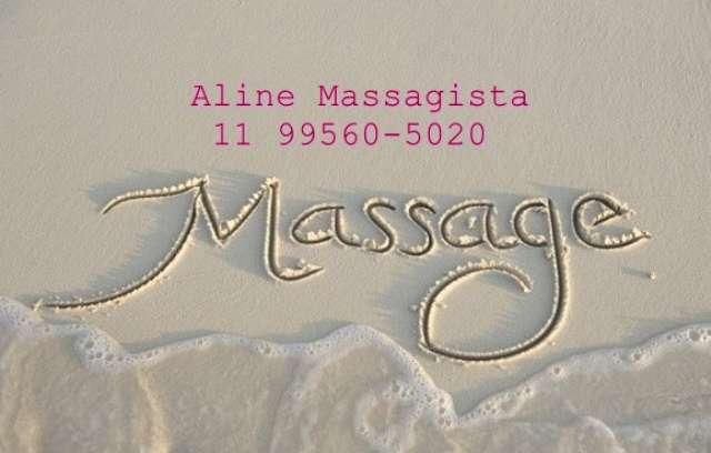 Massagem Relaxante Osasco