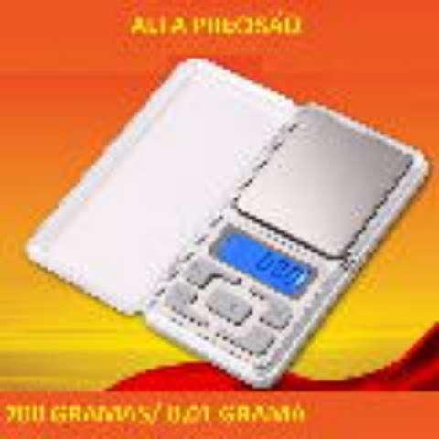 Balança Digital de Alta Precisão 200 gramas a 0,01 grama