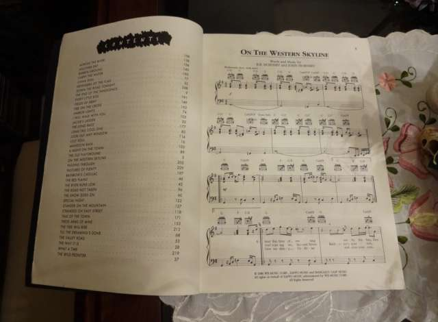 Songbook Bruce Hornsby Anthology