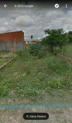 Terreno em Messejana Próximo a Casas Freitas na Cidade Verde