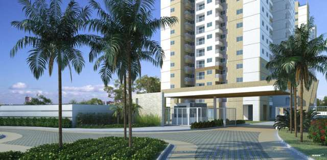 Apartamento View Club 3 dormitórios/suíte/81m2 na Ponta Negra/próximo ao Shopping/ oferta