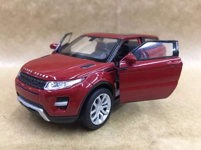 Miniatura Ranger Rover Evoque Unidade