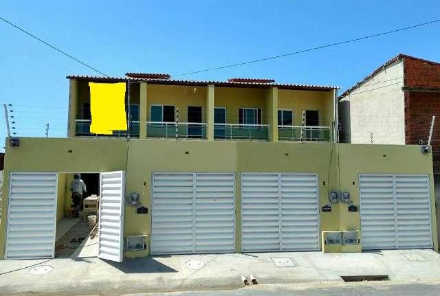 Duplex em Messejana pronto para morar. Aceitamos seu veiculo como entrada