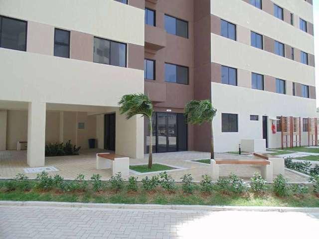 Apartamento a 3 minutos da praia de Ponta Negra Natal