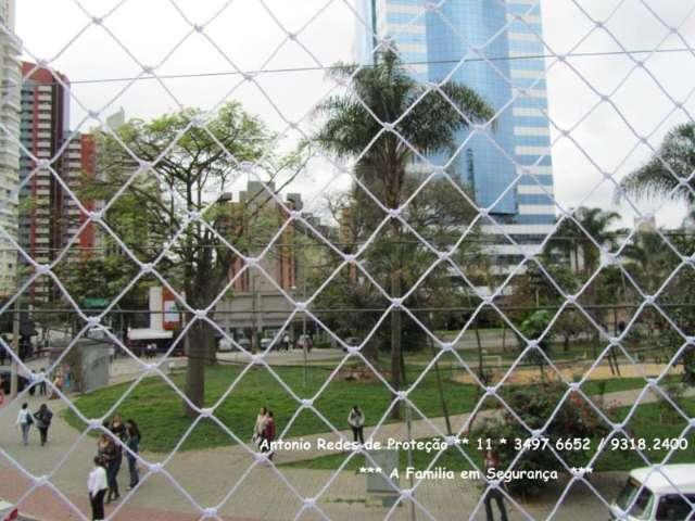 Telas de Proteção no Brooklin, Rua Sansão Alves dos Santos, (11) 98391-0505