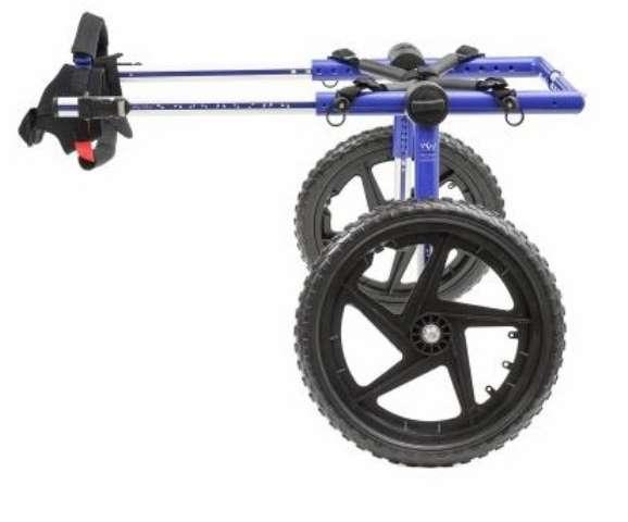 Cadeira de rodas para cães - Walkin' Wheels