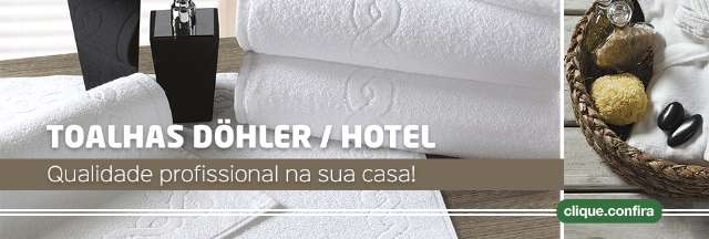 Toalhas Dohler / Hotel