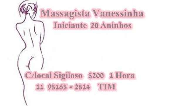 Massagista Casada Osasco