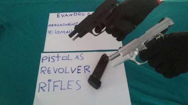 rifle 22 8022