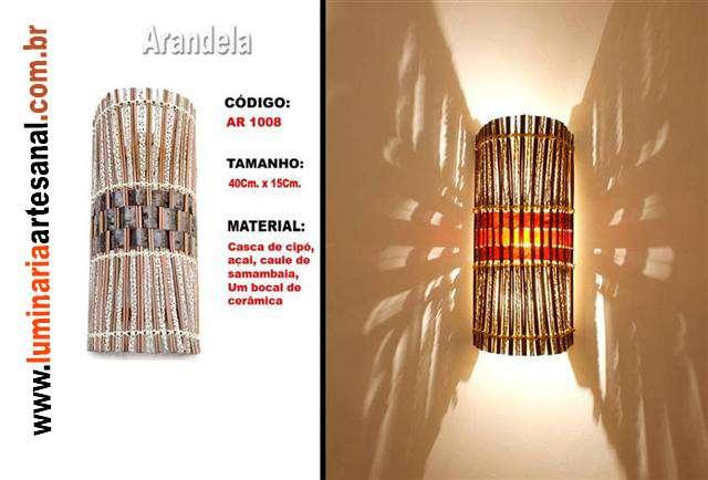 Arandela Artesanal