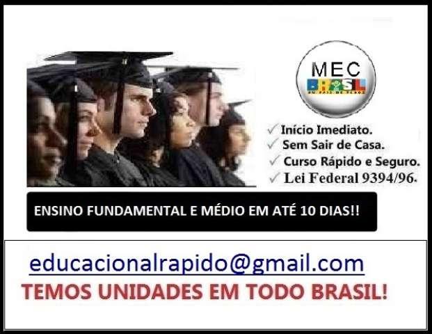VENDO DIPLOMAS DE ENSINO FUNDAMENTAL, MÉDIO, TÉCNICO E SUPERIOR.