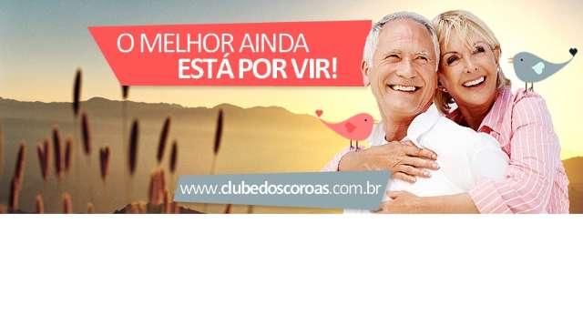 Site de Namoro Clube dos Coroas