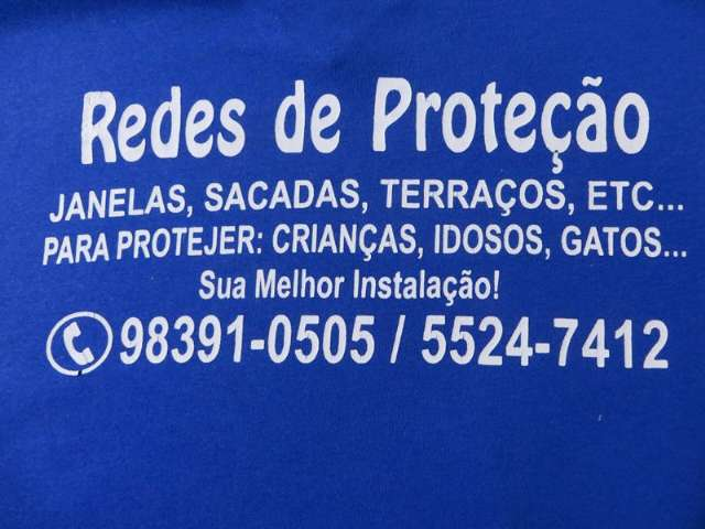 Redes de Proteção na Vila Andrade, Rua Fabio Lopes dos Santos Luz, (11)  98391-0505