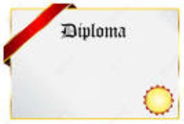 Certificado do Ensino Médio