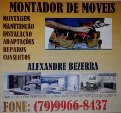 MONTADOR DE MOVEIS EM GERAL