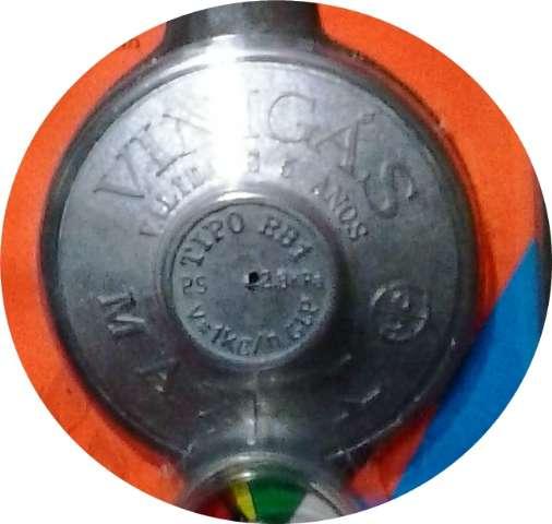 registro regulador para gás domestico