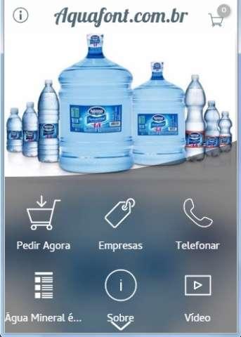 Distribuidora de Água Mineral