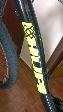 Vendo bike bicicleta 21 velo NOVA