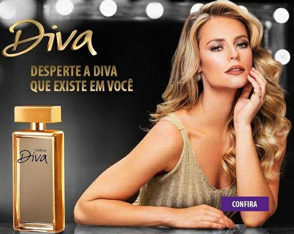Colônia Diva Eudora 100ml