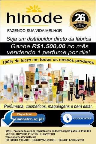 Venicio - Viviane&Hinode, Comércio de Perfumes e Cosméticos.