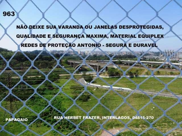 Telas de Proteção em Interlagos, (11)   98391-0505