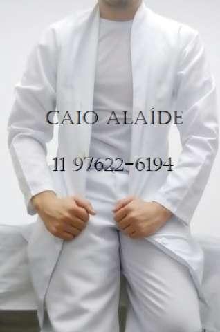 Caio Alaíde Massagista Ativo com local em SP Barueri