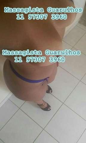 Massagista/Acompanhante Guarulhos