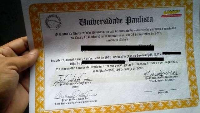 Comprar Diploma de Graduação - COMO COMPRAR DIPLOMA RECONHECIDO PELO MEC