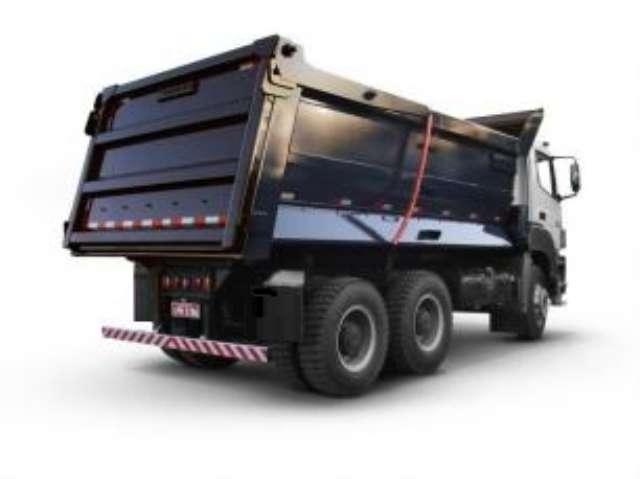 Transformamos cavalinho mecanico em caminhão
