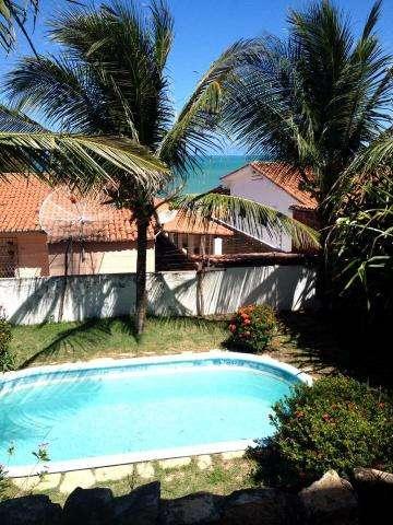 Excelente Casa com Varanda Vista Mar!