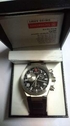 Relógio marca Victor inox cronografo aço