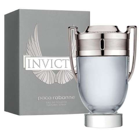 Perfume Invictus 150 ml Paco Rabanne Original Lacrado Frete Grátis