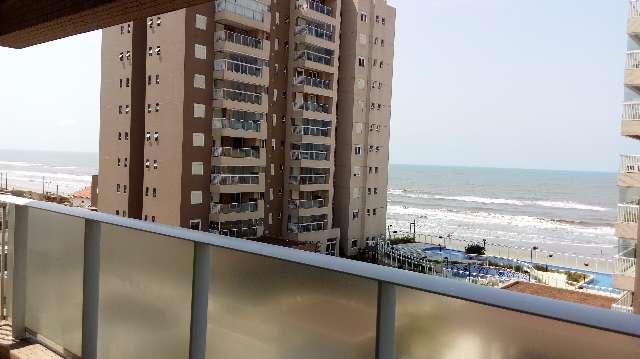 apto.com vista para o mar  em itanhaém