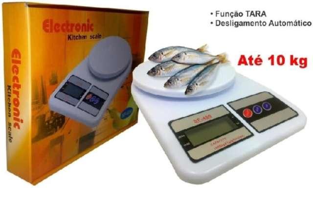Balança para sua cozinha ou micro-comércio Lindo Presente