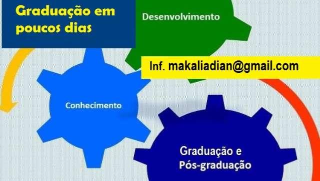 Comprar diplomas e certificados técnico e superior (pgto só após receber)