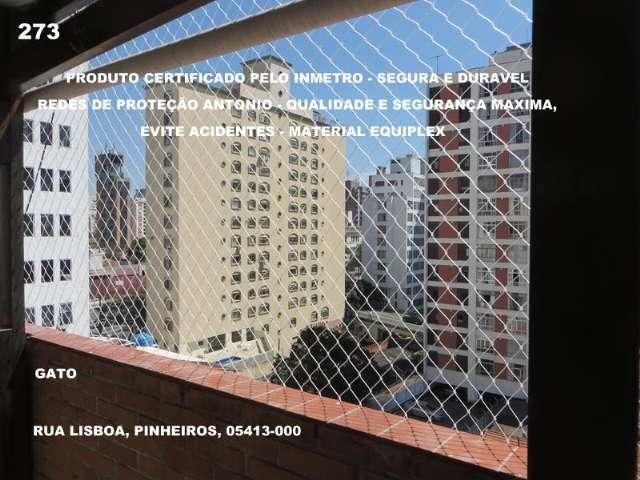 Telas de Proteção em Pinheiros, (11)   98391-0505
