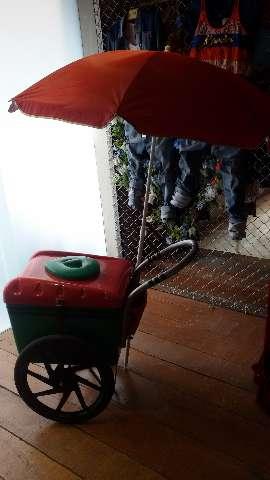 Aluguel de carrinho de picolés em bh