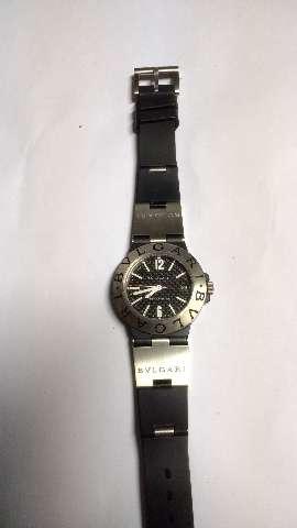 Relógio marca byugari modelo titânio automático